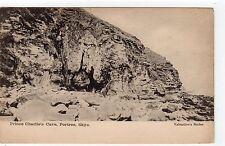 PRINCE CHARLIE'S CAVE, PORTREE: Isle of Skye postcard (C7303)