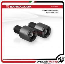Barracuda 2 Terminali Manubrio Contrappesi nero Kawasaki Z1000 03>16