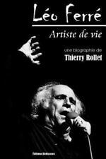 Leo Ferre. Artiste de Vie (Paperback or Softback)