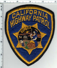 California Highway Patrol - uniform take-off Shoulder Patch - Early 1980's