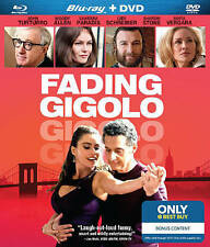 Fading Gigolo (Blu-ray/DVD, 2014, Only  Best Buy)
