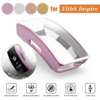 Ultradünne Beschichtung Weiche TPU Schutzhülle für Fitbit Inspire / Inspire HR