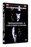 Terminator 3 DVD NEUF SOUS BLISTER Arnold Schwarzenegger