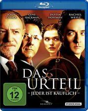 Blu-ray DAS URTEIL v. John Grisham, John Cusack, Gene Hackman ++NEU