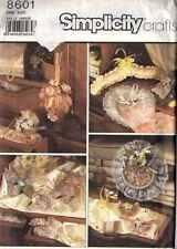 POTPOURRI SEWING pattern Pack ANIMALS Ball PILLOW Heart HANGER Great Gift !