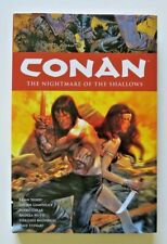 Conan Vol. 15 Nightmare of the Shallows NEW Dark Horse Graphic Novel Comic Book