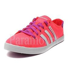 adidas Canvas Striped Trainers for Women