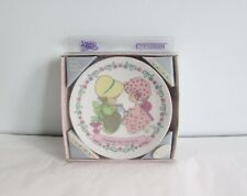 Precious Moments Enesco Ceramic Collector's Plate Friendship Hits the Spot 1994