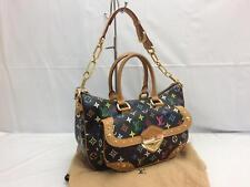 Auth Louis Vuitton Monogram Multicolor Rita 2 Way Shoulder Hand Bag 8C220290r