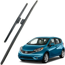 Genuine OEM Windshield Wiper Blades For 14-19 Nissan Note / Versa Note Hatchback