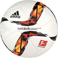 adidas Torfabrik OMB Spielball Bundesliga Matchball DFL 2015/2016 weiß [S90211]