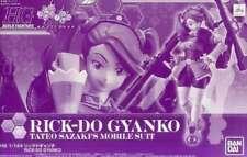HGBF Gundam Build Fighters Batlog RickDo Gyanko 1/144 Bandai Plastic model kit