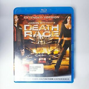 Death Race Movie Bluray Free Postage Blu-ray - Action