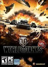 World of Tanks With $30.00 In Pack Value-Items Included! 1-Week Premium Account,