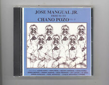 (CD) Tribute To Chano Pozo Vol.II / Jose Mangual Jr. / Cuban / Chola Musical