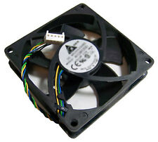 HP Delta DC12v 0.74a 80x20mm 4-Wire 5-Pin Fan AFC0812DD AFC0812DD-6N38