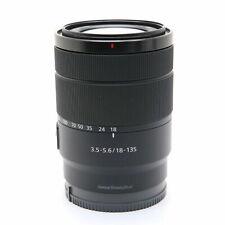 Sony 18-135mm F/3.5-5.6 OSS SEL18135 for SONY E mount
