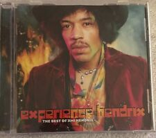 Jimi Hendrix. Experience - The Best Of. 20 Track CD Album 1997.