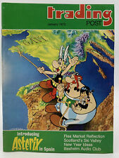 Trading Post Magazine Military Personnel Vietnam Era January 1973 Stereo Ads