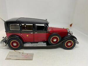 Franklin Mint 1:24 1935 Mercedes Benz 770K Grosser