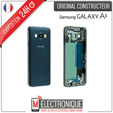 Châssis Alu Noir Original Samsung Galaxy A3 SM-A300