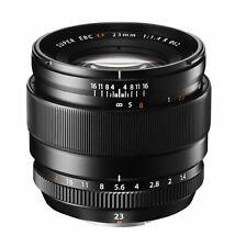 Fuji Fujifilm 23mm f1.4 XF R Fujinon Black Lens (UK Stock) BNIB
