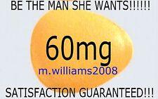 20 X 60 mg Genuine Sex Endurance Hard Erection Yellow Pills - AMAZING PRICE!!