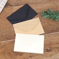 20 pcs craft paper envelopes vintage european style envelope for office school