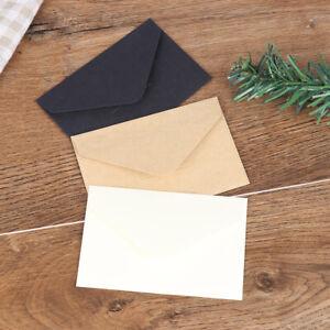 20 pcs craft paper envelopes vintage european style envelope for office sch_cd