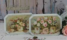 "~ New! ""Fleurs..."" ~ Shabby Chic ~ Country Cottage style - Wall Decor Sign ~"