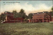 Fort Logan H. Roots Ar Arkansas c1910 Postcard