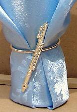 """Flute replica 2.25"""" Napkin Ring"""