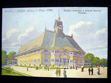 LOVELY OLD PPC: PRAGUE~IMPERIAL JUBILEE~EXPO 1908
