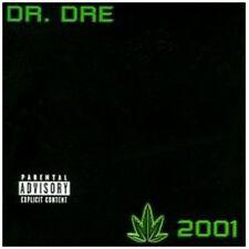 DR. DRE CD - CHRONIC 2001 [EXPLICIT](1999) - NEW UNOPENED - RAP