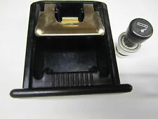 MAZDA PROTEGE 97 1997 NON SMOKER DASH ASHTRAY & UNUSED LIGHTER