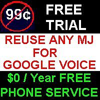 Reuse Any magicJack For Google Voice plus|used|obi100|phone|adapter|gvjack|app