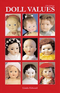 Doll Values 12th Edition In Spiral By Linda Edward