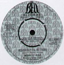 "MERRILEE RUSH~REACH OUT I'LL BE THERE / LOVE STREET~1968 UK 7"" SINGLE [Ref.2]"