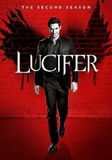 Lucifer Komplette Staffel / Season 2 [DVD] *NEU* Series Englisch