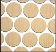 "(53) FastCap Fcwp916Hm 9/16"" Self Adhesive Screw Cap Covers Hardrock Maple"