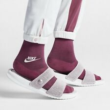 Nike NikeLab Benassi Duo Ultra x Pigalle Slides 902783-600 UK 8 EU 42.5 US 9 New