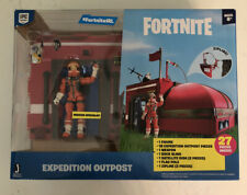 Fortnite Expedition Outpost - Action Figure - NEW - FREE SHIPPING