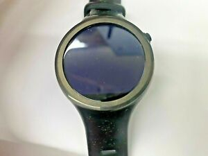 FOR PARTS Motorola Moto 360 Sport SmartWatch Silicone Band Sport Watch AS IS