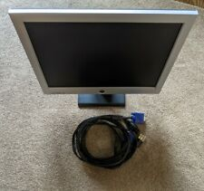 """eMachines 15"""" LCD VGA Monitor Model 500G E15T4 w. Cables"""
