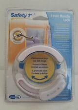 Safety 1St Lever Handle Lock Brand New