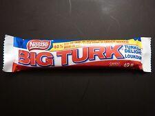 4 Big Turk Chocolate Candy Bars Regular Size 60g Each Fresh From Canada