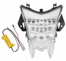 BikeMaster Clear Lens Ultra-Bright LED Integrated Taillight TZBMW-302-INT
