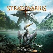 - Elysium Stratovarius 2 CD JEWEL -