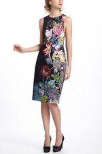 Anthroplogie Liefsdottir Flower Dress Sz 8