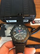 Resco Instruments UDT PVD Red military watch